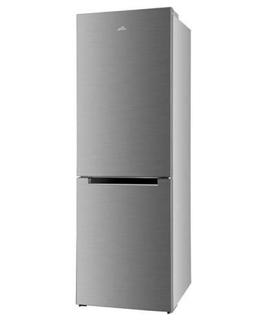 Kombinácia chladničky s mrazničkou ETA 337590010D nerez