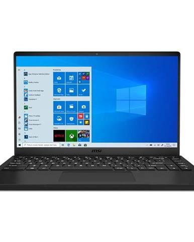 Notebook MSI Modern 14 B4MW-076CZ čierny