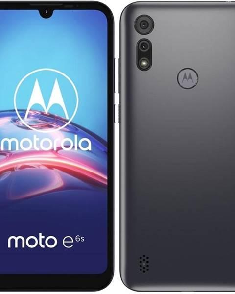 Motorola Mobilný telefón Motorola Moto E6s sivý