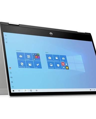 Notebook HP Pavilion x360 14-dw0001nc strieborný