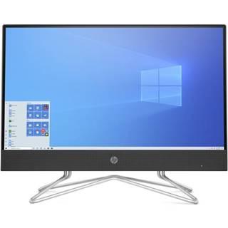 PC all in-one HP 22-df0002nc čierny
