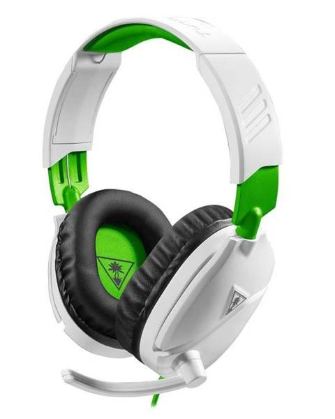 Turtle Beach Headset  Turtle Beach Recon 70X pro Xbox One, PS4, Nintendo biely