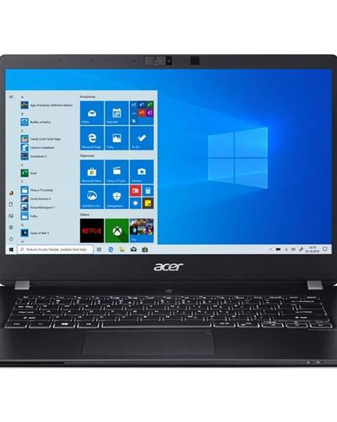 Acer Notebook Acer TravelMate P6