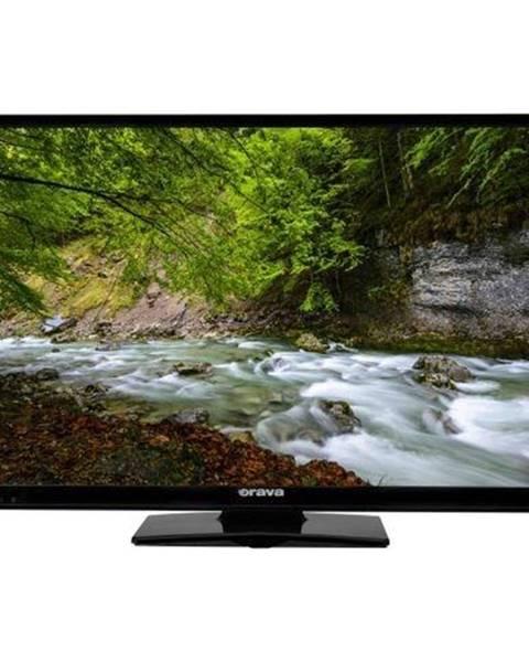 Orava Televízor Orava LT-843 čierna