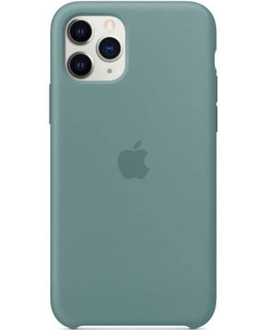 Kryt na mobil Apple Silicone Case pre iPhone 11 Pro - kaktusovo