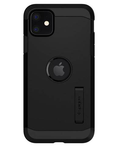 Kryt na mobil Spigen Tough Armor na Apple iPhone 11 čierny