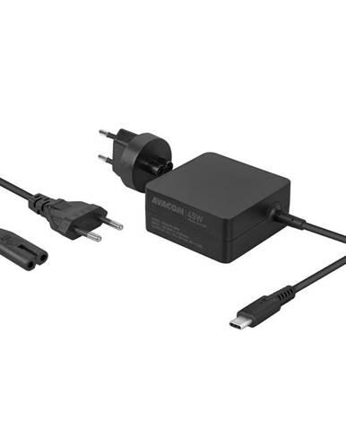 Sieťový adaptér Avacom USB-C 45W Power Delivery