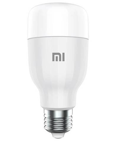 Inteligentná žiarovka Xiaomi Mi Smart LED Bulb, E27, 8W, teplá bílá