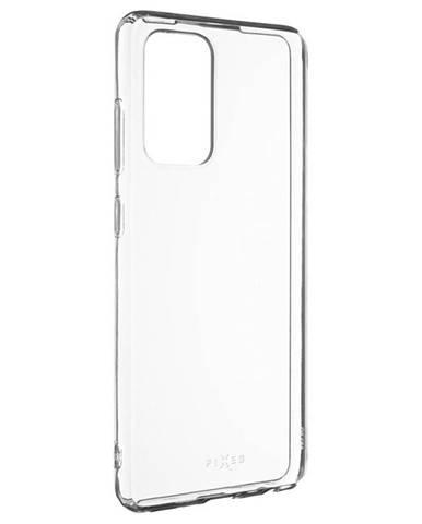 Kryt na mobil Fixed Skin na Samsung Galaxy A52/A52 5G priehľadný