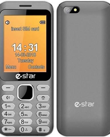 Mobilný telefón eStar X28 Dual Sim strieborný