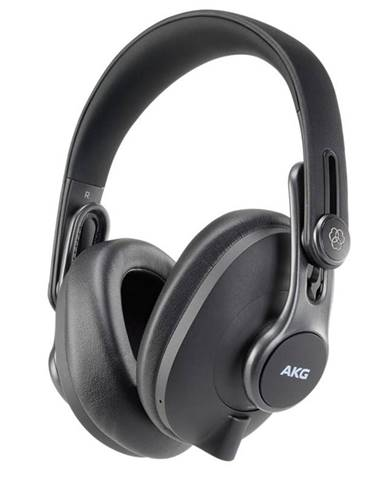 Slúchadlá AKG K371-BT čierna