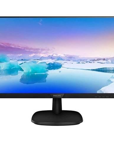 """Monitor Philips 223V7qhab  21.5"""",LED, IPS, 5ms, 10000000:1,"""