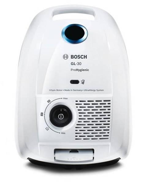 Bosch Podlahový vysávač Bosch ProHygienic Bgl3hyg biely