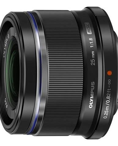 Objektív Olympus Zuiko Digital ES-M2518 čierny