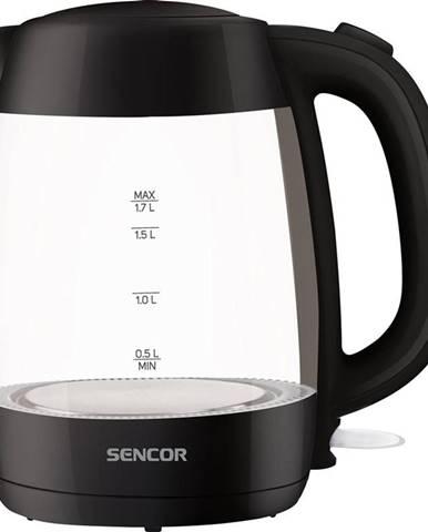 Rýchlovarná kanvica Sencor SWK 7301BK čierna
