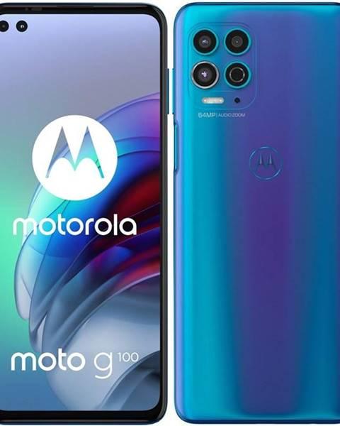 Motorola Mobilný telefón Motorola Moto G100 5G modrý