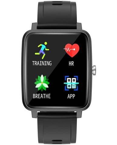 Inteligentné hodinky Doogee CS1 čierne