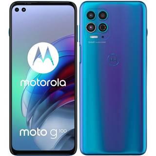 Mobilný telefón Motorola Moto G100 5G modrý