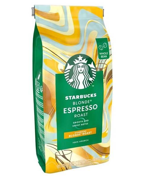 Starbucks Káva zrnková Starbucks Blonde Espresso Roast 450 g