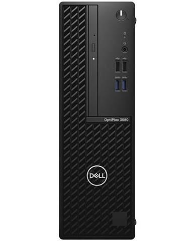 Stolný počítač Dell Optiplex 3080 SFF čierny