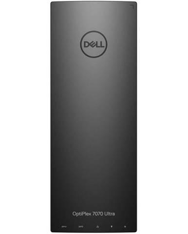 Stolný počítač Dell Optiplex 7070 UFF čierny