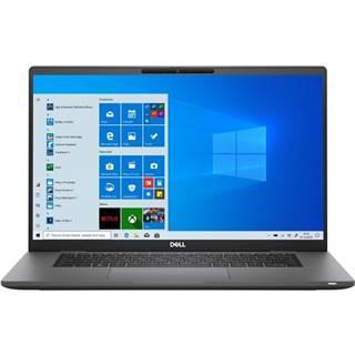 Notebook Dell Latitude 7520 čierny