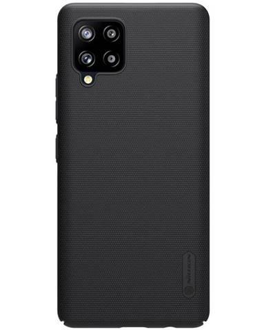 Kryt na mobil Nillkin Super Frosted na Samsung Galaxy A42 čierny