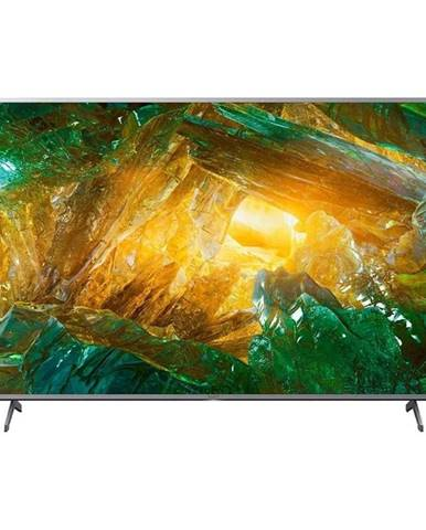 Televízor Sony KE-65XH8077 strieborn