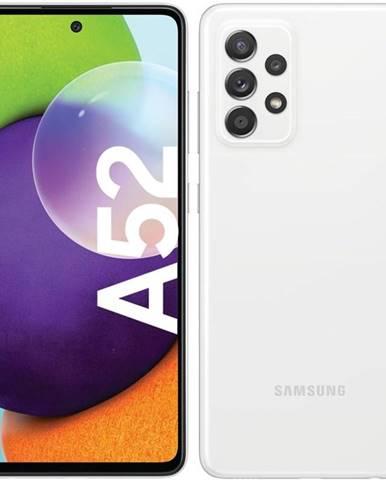 Mobilný telefón Samsung Galaxy A52 128 GB biely