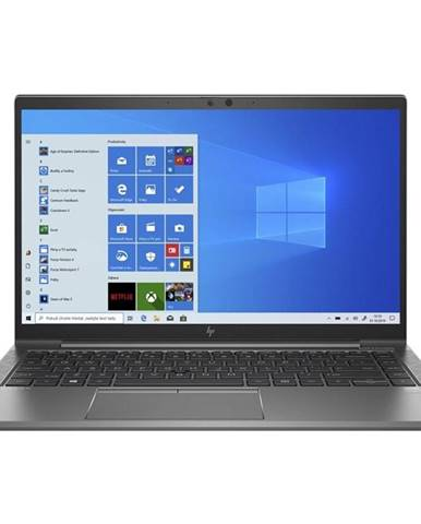 Notebook HP Zbook Firefly 14 G8 sivý