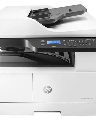 Tlačiareň multifunkčná HP LaserJet MFP M443nda biele