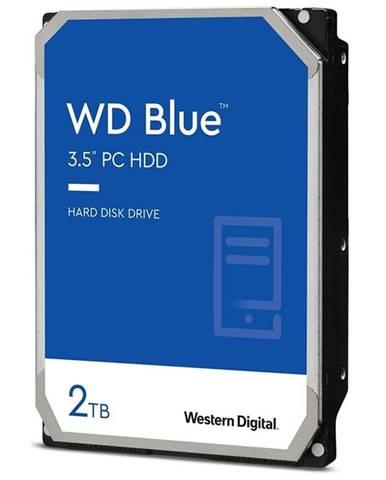 "Pevný disk 3,5"" Western Digital Blue 2TB"