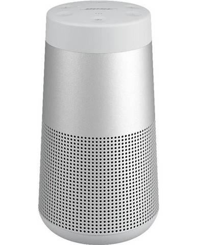 Prenosný reproduktor Bose SoundLink Revolve II strieborn