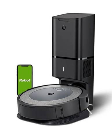 Robotický vysávač iRobot Roomba i3+ Neutral siv