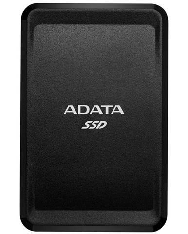 SSD externý Adata SC685 2TB čierny