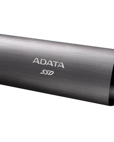 SSD externý Adata SE760 512GB sivý
