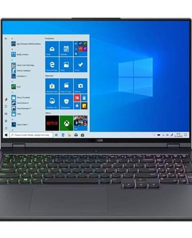 Notebook Lenovo Legion 5 Pro 16Ach6h sivý