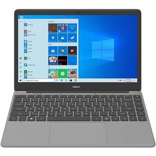 Notebook Umax VisionBook 14Wa sivý
