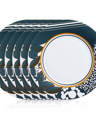 Luminarc Sada plytkých tanierov ORME 28 cm, 6 ks