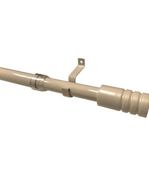 Gardinia Gardinia Vitrážna tyčka Modern béžová 19 mm, 135 - 225 cm