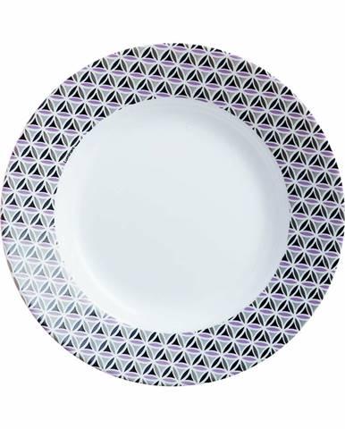 Luminarc Sada hlbokých tanierov PALERMO 22 cm, 6 ks