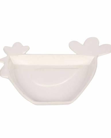 Altom Porcelánový servírovací tanier Hen, 23 cm