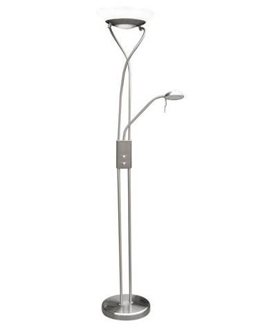 Rabalux 4077 Gamma stojacia lampa, strieborná