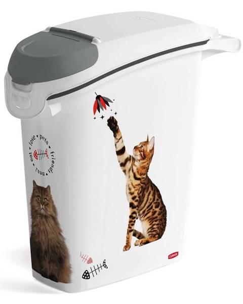 Curver CURVER kontajner na suché krmivo 10kg mačka 03882-L30