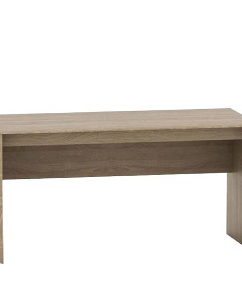 Tempo Kondela Písací stôl dub sonoma TEMPO ASISTENT NEW 020 PI