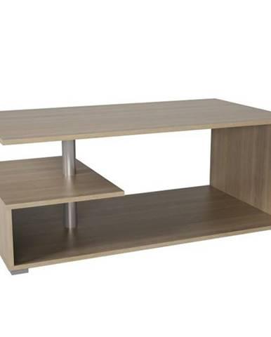 Konferenčný stolík dub sonoma DORISA