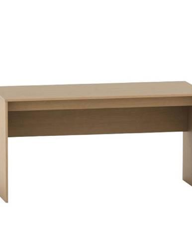 Písací stôl buk TEMPO ASISTENT NEW 020 PI