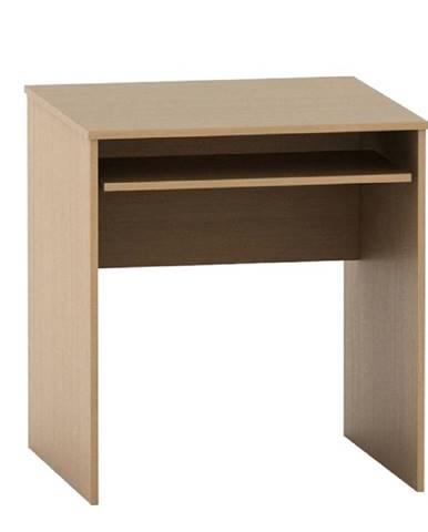 Písací stôl s výsuvom buk TEMPO ASISTENT NEW 023