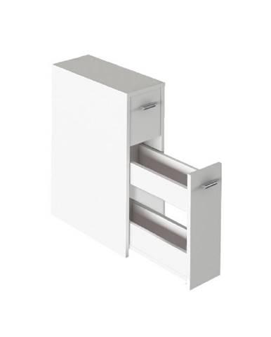 Kúpeľňová skrinka biela NATALI TYP 7