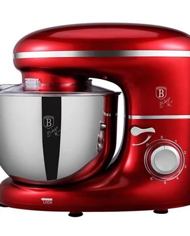 Kuchynský robot 1300 W 6 l metalická červená Burgundy BERLINGERHAUS BH-9193